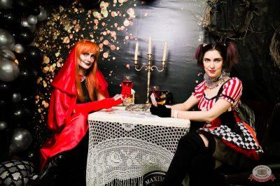 «Хэллоуин»: «Пиковая дама», 1 ноября 2019 - Ресторан «Максимилианс» Уфа - 7