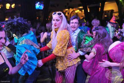 Halloween в «Максимилианс»: Первый день Шабаша. 1 ноября 2013 - Ресторан «Максимилианс» Уфа - 19