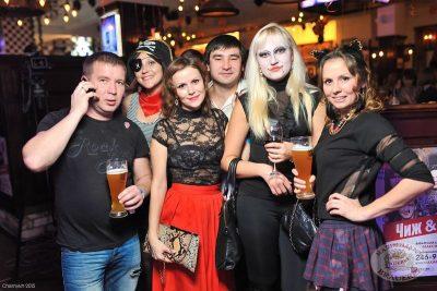 Halloween в «Максимилианс»: Первый день Шабаша. 1 ноября 2013 - Ресторан «Максимилианс» Уфа - 28