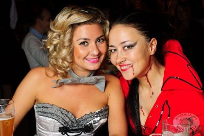 Halloween в «Максимилианс»: Первый день Шабаша. 1 ноября 2013 - Ресторан «Максимилианс» Уфа - 30