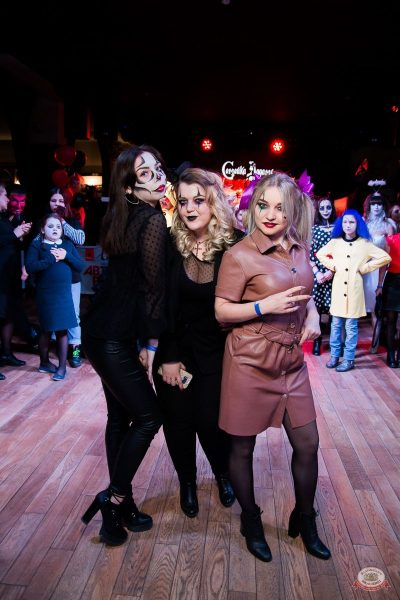 «Хэллоуин»: «Семейка Аддамс», 2 ноября 2019 - Ресторан «Максимилианс» Уфа - 11