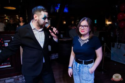 «Хэллоуин»: «Семейка Аддамс», 2 ноября 2019 - Ресторан «Максимилианс» Уфа - 32