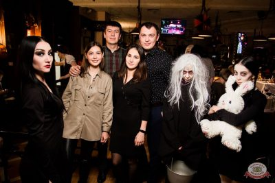 «Хэллоуин»: «Семейка Аддамс», 2 ноября 2019 - Ресторан «Максимилианс» Уфа - 42