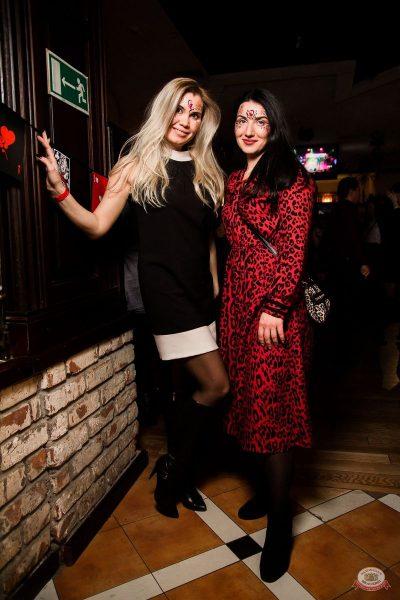 «Хэллоуин»: «Семейка Аддамс», 2 ноября 2019 - Ресторан «Максимилианс» Уфа - 53