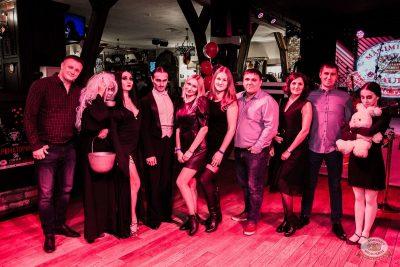 «Хэллоуин»: «Семейка Аддамс», 2 ноября 2019 - Ресторан «Максимилианс» Уфа - 7