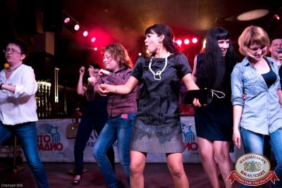 Танцплощадка! Специальный гость: Кар-мэн, 20 августа 2015 - Ресторан «Максимилианс» Уфа - 12