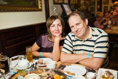 Открытие! Гоша Куценко! День второй, 7 сентября 2013 - Ресторан «Максимилианс» Уфа - 19
