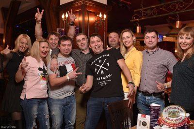 Ленинград, 17 марта 2016 - Ресторан «Максимилианс» Уфа - 29