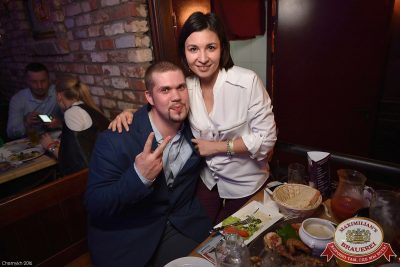 Ленинград, 17 марта 2016 - Ресторан «Максимилианс» Уфа - 30
