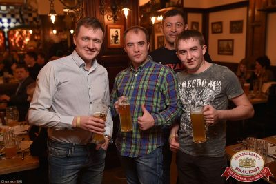 Ленинград, 17 марта 2016 - Ресторан «Максимилианс» Уфа - 33