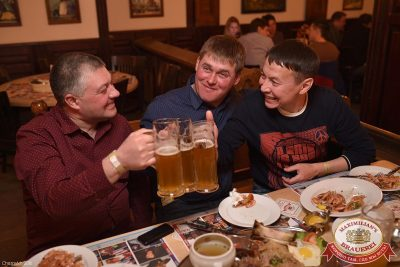 Ленинград, 17 марта 2016 - Ресторан «Максимилианс» Уфа - 34