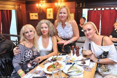 Ленинград, 19 сентября 2013 - Ресторан «Максимилианс» Уфа - 26