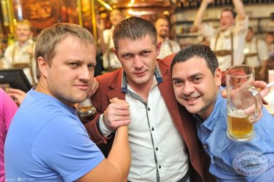Ленинград, 19 сентября 2013 - Ресторан «Максимилианс» Уфа - 27