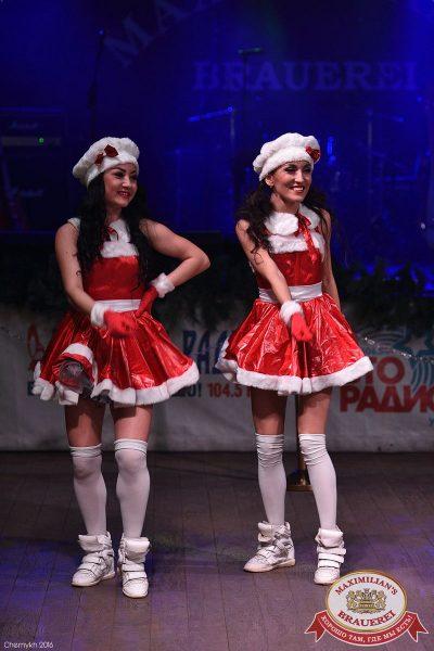 Письмо Деду Морозу: репетиция Нового года, 3 декабря 2016 - Ресторан «Максимилианс» Уфа - 12