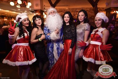 Письмо Деду Морозу: репетиция Нового года, 3 декабря 2016 - Ресторан «Максимилианс» Уфа - 37