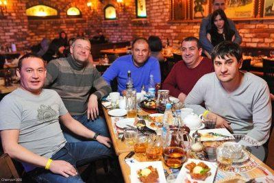 Мамульки Bend, 7 декабря 2013 - Ресторан «Максимилианс» Уфа - 08