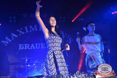 «Дыхание ночи»: Матрешка-party, 25 июня 2015 - Ресторан «Максимилианс» Уфа - 02