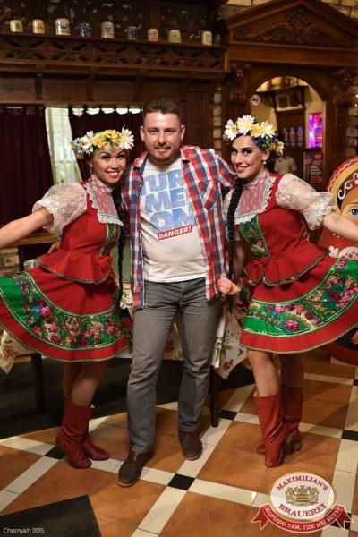 «Дыхание ночи»: Матрешка-party, 25 июня 2015 - Ресторан «Максимилианс» Уфа - 04