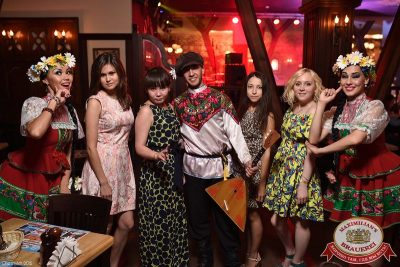 «Дыхание ночи»: Матрешка-party, 25 июня 2015 - Ресторан «Максимилианс» Уфа - 07