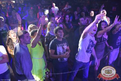 «Дыхание ночи»: Матрешка-party, 25 июня 2015 - Ресторан «Максимилианс» Уфа - 11