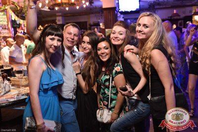 «Дыхание ночи»: Матрешка-party, 25 июня 2015 - Ресторан «Максимилианс» Уфа - 23