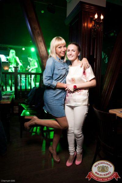 «Дыхание ночи»: MaxiHit TOP100 от Dj Алины Jameson и Dj Nagornaya, 21 августа 2015 - Ресторан «Максимилианс» Уфа - 06