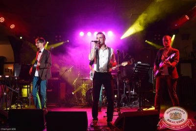 Финал проекта «Maximilian's Band», 7 октября 2015 - Ресторан «Максимилианс» Уфа - 02