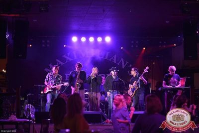 Финал проекта «Maximilian's Band», 7 октября 2015 - Ресторан «Максимилианс» Уфа - 07