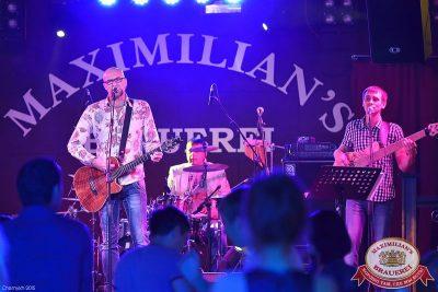 Октоберфест: Темный дозор. Второй конкурсный день проекта «Maximilian's Band», 30 сентября 2015 - Ресторан «Максимилианс» Уфа - 08