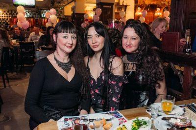 Международный женский день, 8 марта 2019 - Ресторан «Максимилианс» Уфа - 50