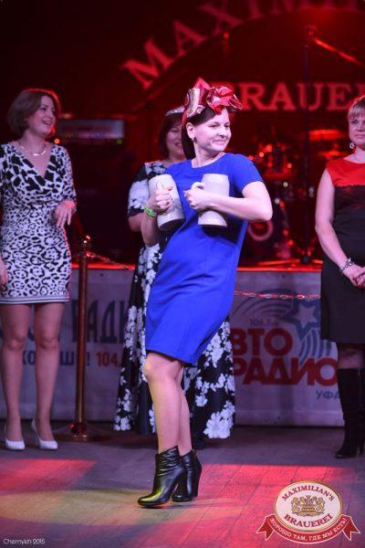 Мисс Бавария и «Дыхание ночи»: DJ Natasha Baccardi, 24 апреля 2015 - Ресторан «Максимилианс» Уфа - 14