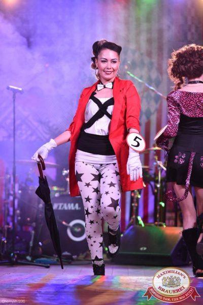 Финал конкурса «Мисс Максимилианс 2015», 23 апреля 2015 - Ресторан «Максимилианс» Уфа - 09