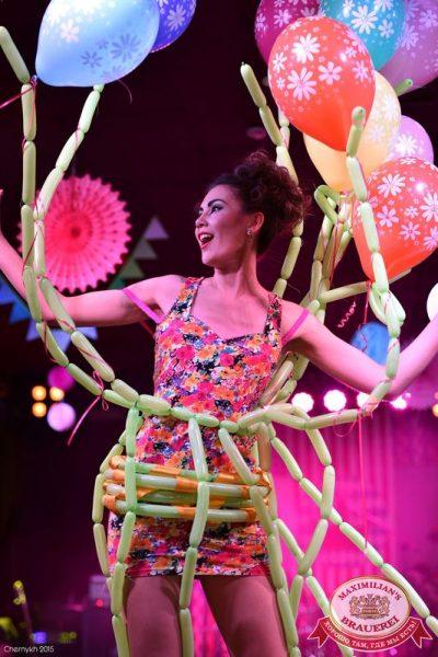 Финал конкурса «Мисс Максимилианс 2015», 23 апреля 2015 - Ресторан «Максимилианс» Уфа - 13