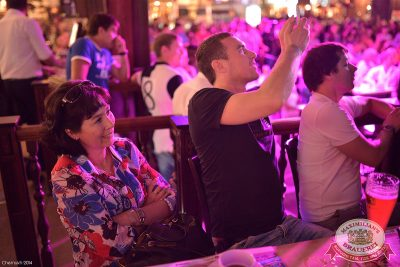 Музыканты Comedy Club, 27 июня 2014 - Ресторан «Максимилианс» Уфа - 24