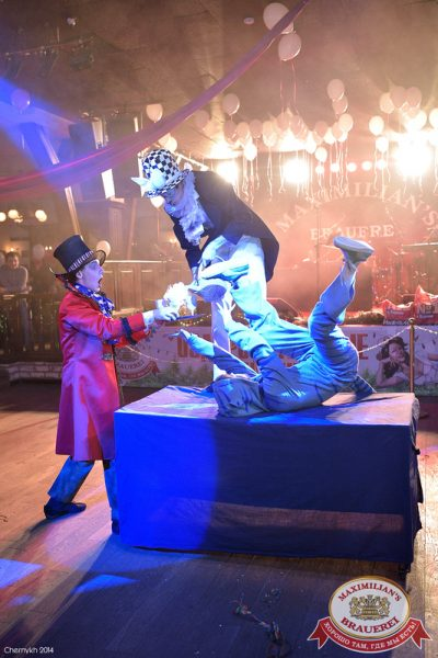 Новогодняя ночь в Стране чудес, 1 января 2015 - Ресторан «Максимилианс» Уфа - 11