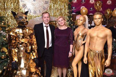 Новый год 2019: Golden Night, 1 января 2019 - Ресторан «Максимилианс» Уфа - 11