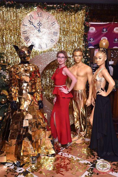 Новый год 2019: Golden Night, 1 января 2019 - Ресторан «Максимилианс» Уфа - 9