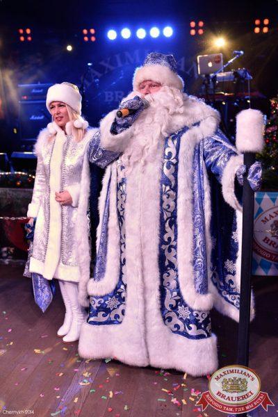 Репетиция Нового года с «Фёдор Шукшин и ансамбль», 13 декабря 2014 - Ресторан «Максимилианс» Уфа - 01