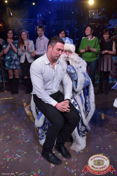 Репетиция Нового года с «Фёдор Шукшин и ансамбль», 13 декабря 2014 - Ресторан «Максимилианс» Уфа - 21