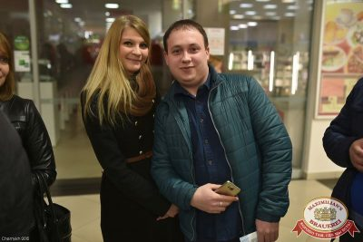 Александр Незлобин, 26 марта 2015 - Ресторан «Максимилианс» Уфа - 04
