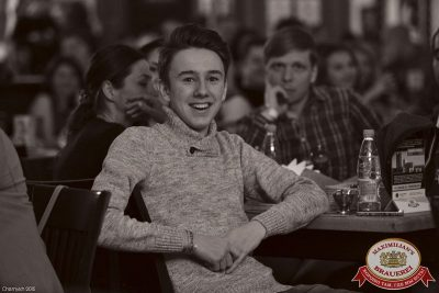 Александр Незлобин, 26 марта 2015 - Ресторан «Максимилианс» Уфа - 07
