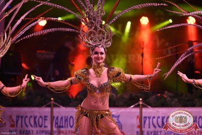 Новогодняя ночь: восточные сказки. Специальные гости — «Мамульки bend», 1 января 2016 - Ресторан «Максимилианс» Уфа - 16