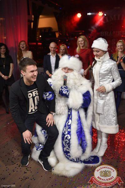 Новогодняя ночь: восточные сказки. Специальные гости — «Мамульки bend», 1 января 2016 - Ресторан «Максимилианс» Уфа - 21