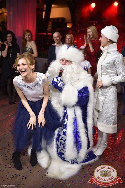 Новогодняя ночь: восточные сказки. Специальные гости — «Мамульки bend», 1 января 2016 - Ресторан «Максимилианс» Уфа - 22