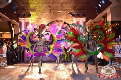 Новогодняя ночь: восточные сказки. Специальные гости — «Мамульки bend», 1 января 2016 - Ресторан «Максимилианс» Уфа - 23