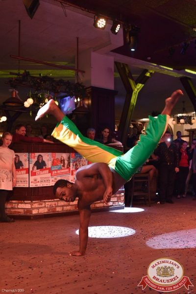 Новогодняя ночь: восточные сказки. Специальные гости — «Мамульки bend», 1 января 2016 - Ресторан «Максимилианс» Уфа - 24