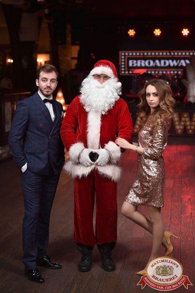 Новый год 2018: Broadway, 1 января 2018 - Ресторан «Максимилианс» Уфа - 12