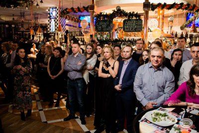 Новый год 2020: Bohemia Night, 1 января 2020 - Ресторан «Максимилианс» Уфа - 45