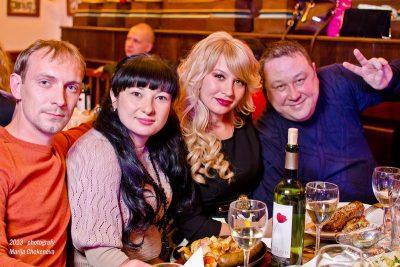 Репетиция Нового года, 14 декабря 2013 - Ресторан «Максимилианс» Уфа - 05