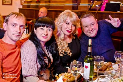 Репетиция Нового года, 14 декабря 2013 - Ресторан «Максимилианс» Уфа - 10